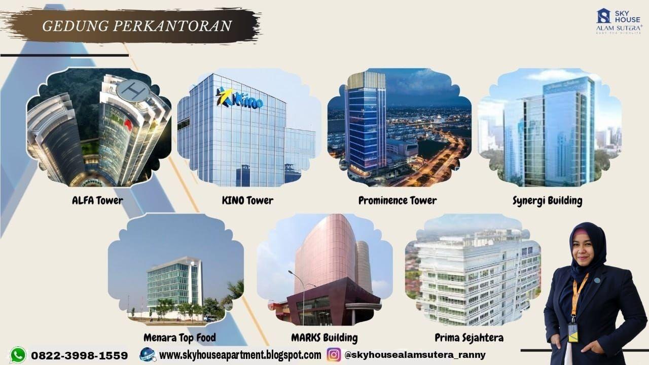 Fasilitas Sekitar Apartemen Skyhouse Alam Sutera (3)
