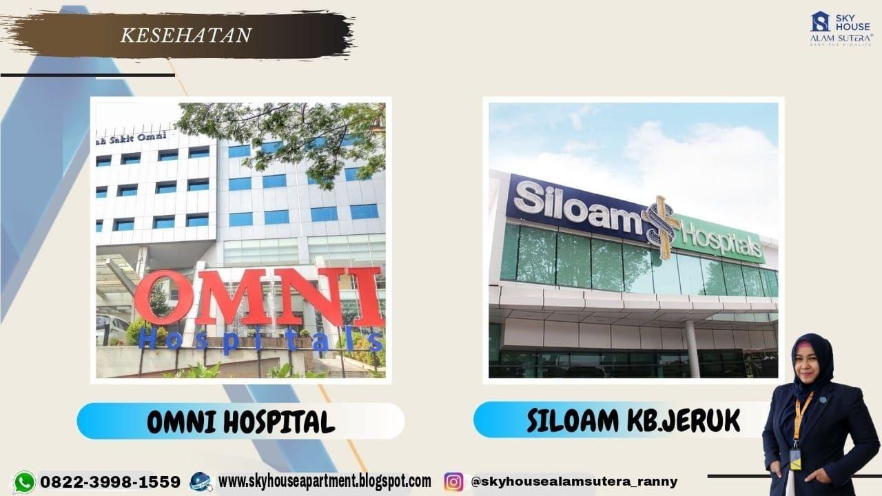 Fasilitas Sekitar Apartemen Skyhouse Alam Sutera (6)